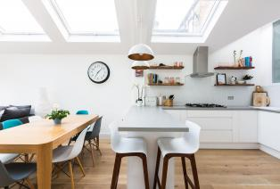 CRISP KITCHEN EXTENSION