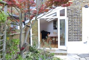 Side Kitchen Extension
